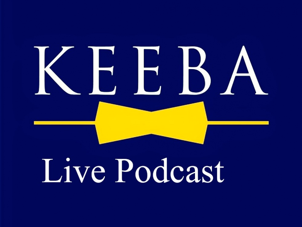 The Keeba Live Pod Cast - Cover Image