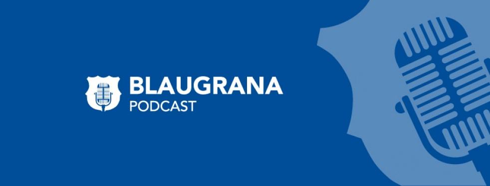 Blaugrana Podcast - Cover Image