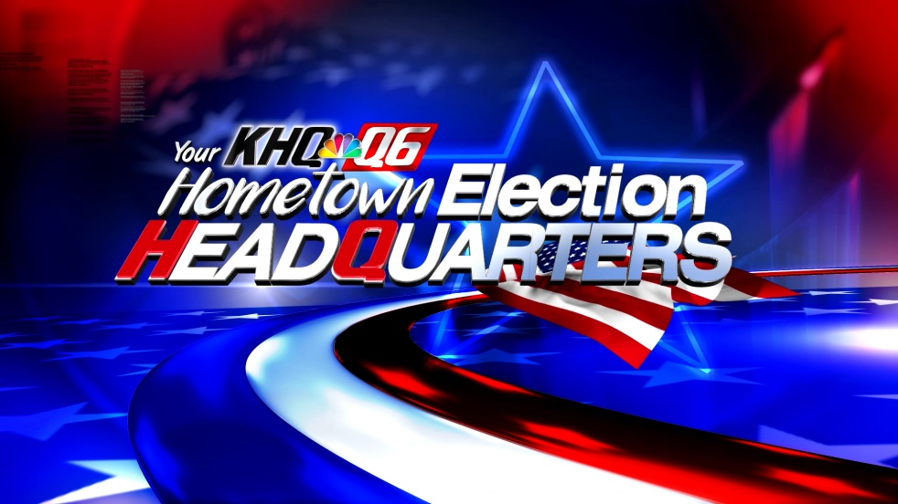 Q6 Hometown Election Headquarters - show cover