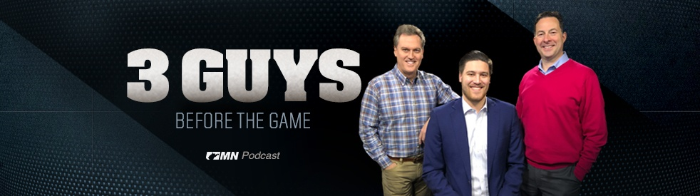 Three Guys Before The Game - imagen de show de portada
