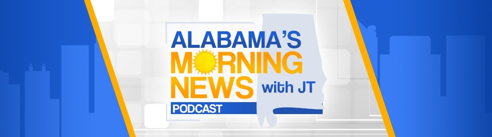 Alabama's Morning News with JT - immagine di copertina