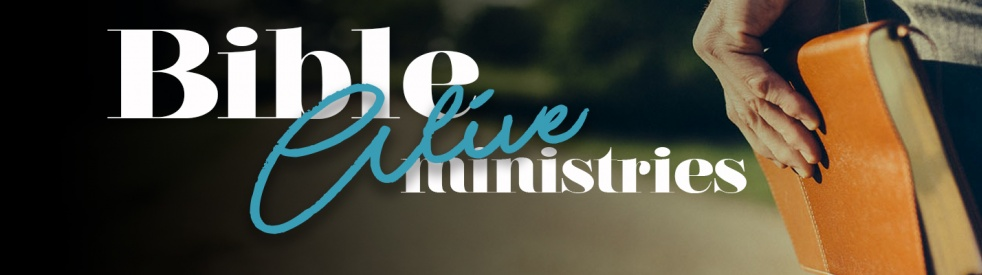 Bible Alive - Cover Image