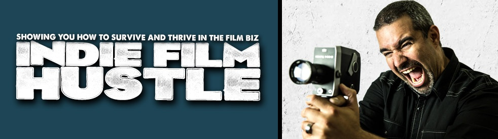 Indie Film Hustle® Podcast - show cover