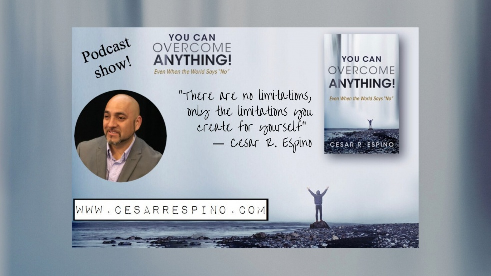 You Can Overcome Anything! Podcast Show - imagen de portada