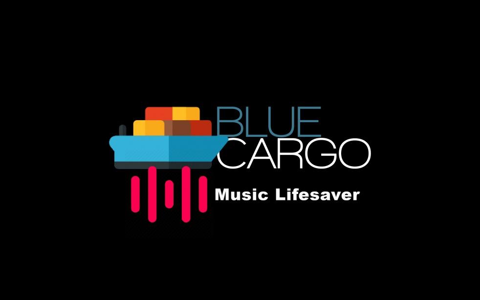 Blue Cargo / Music lifesaver - Cover Image