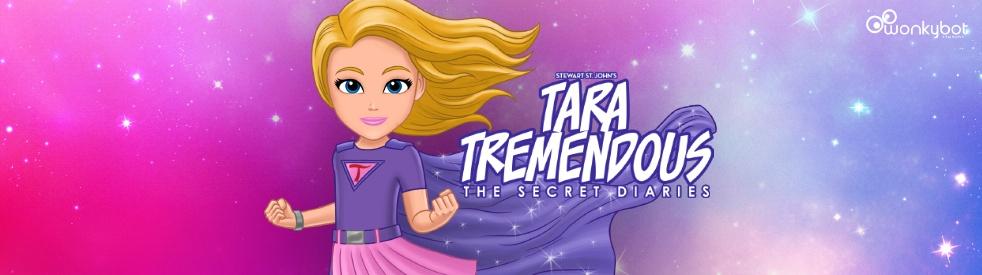 Tara Tremendous: The Secret Diaries - immagine di copertina dello show