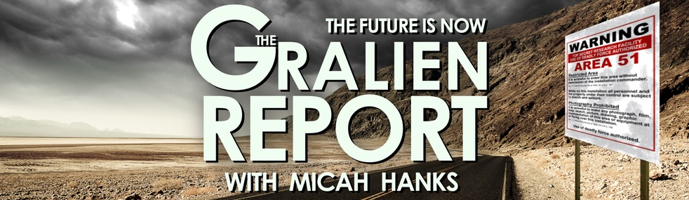 The Gralien Report - show cover