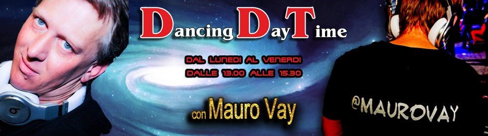 Dancing Day Time con Mauro Vay - Cover Image