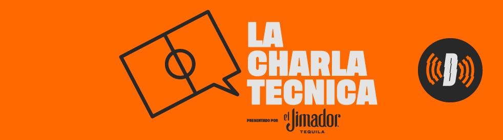 La Charla Técnica - show cover