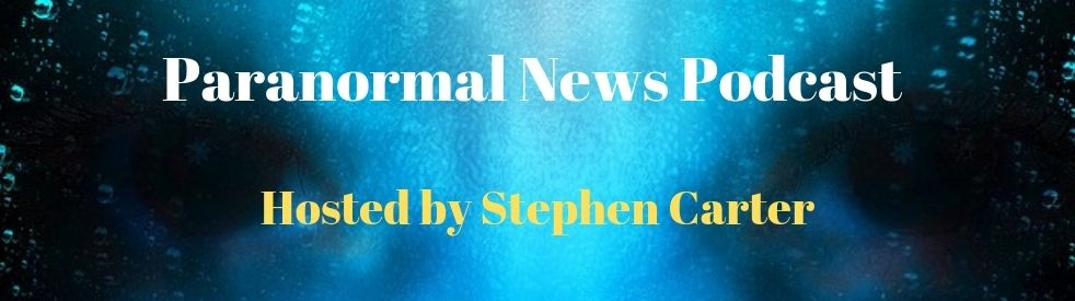 Paranormal News Podcast - imagen de show de portada