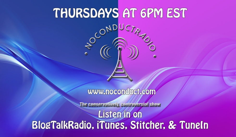No Conduct Radio Thursday Podcast - show cover