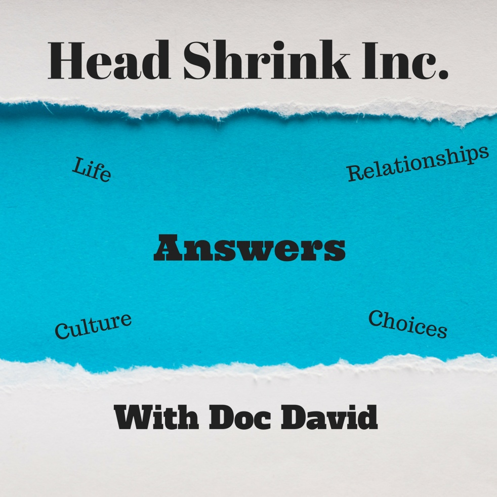 Head Shrink Inc. - imagen de show de portada