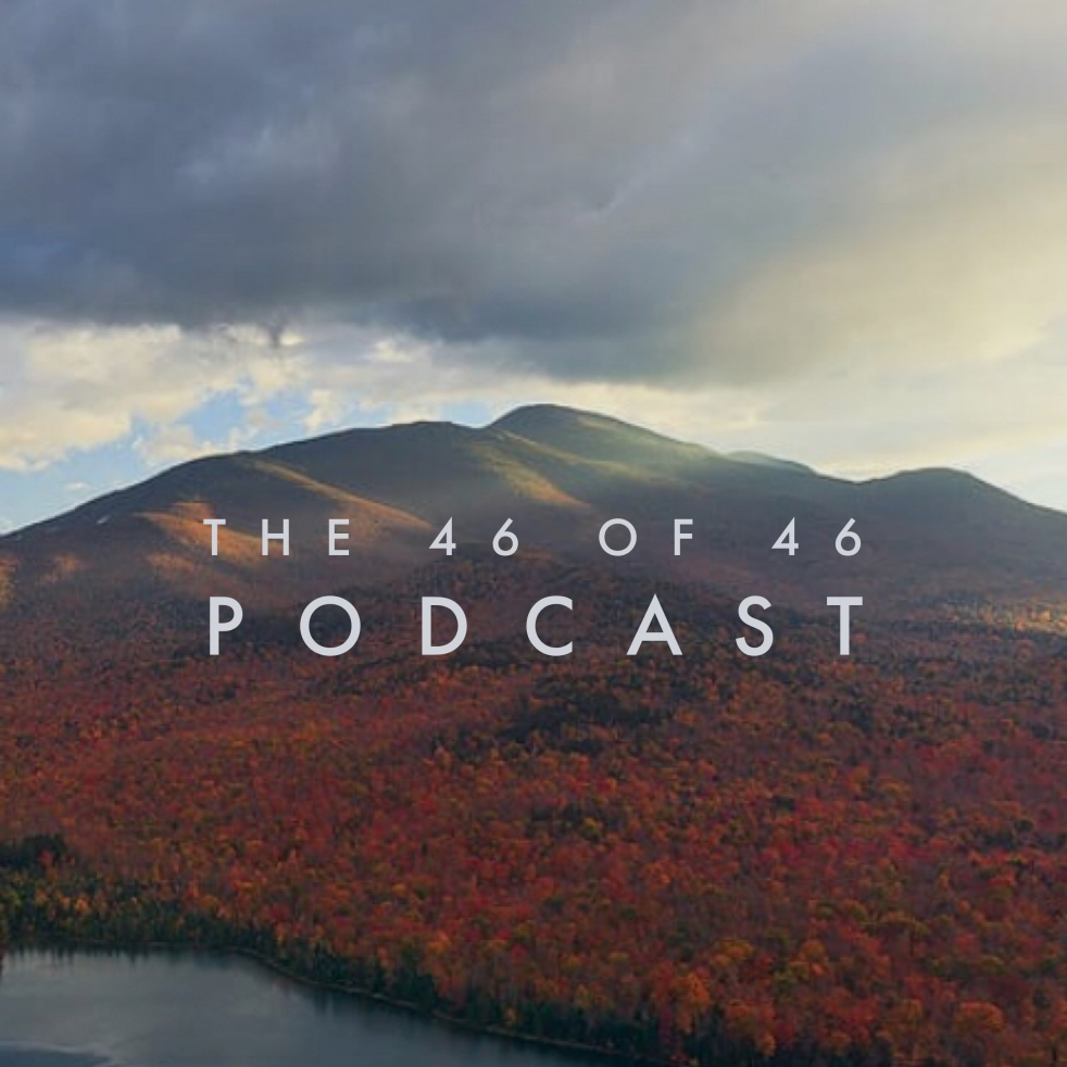 The 46 of 46 Podcast - Cover Image