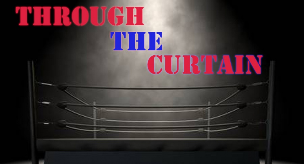 Through The Curtain - immagine di copertina dello show
