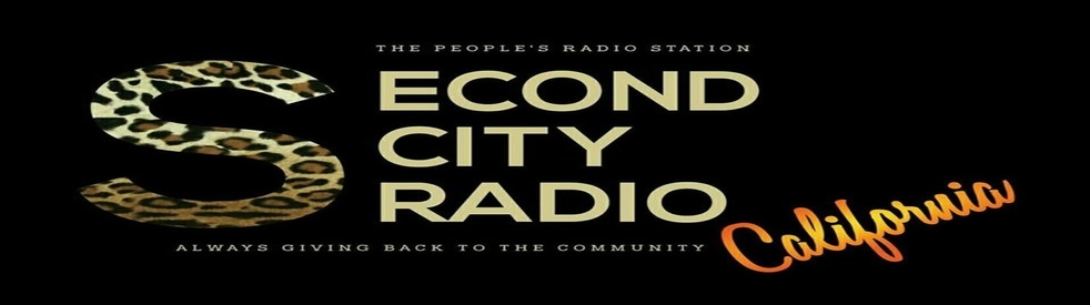 Secondcityradio California - show cover
