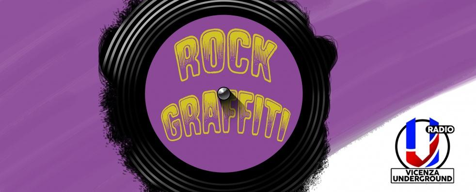 Rock Graffiti - show cover