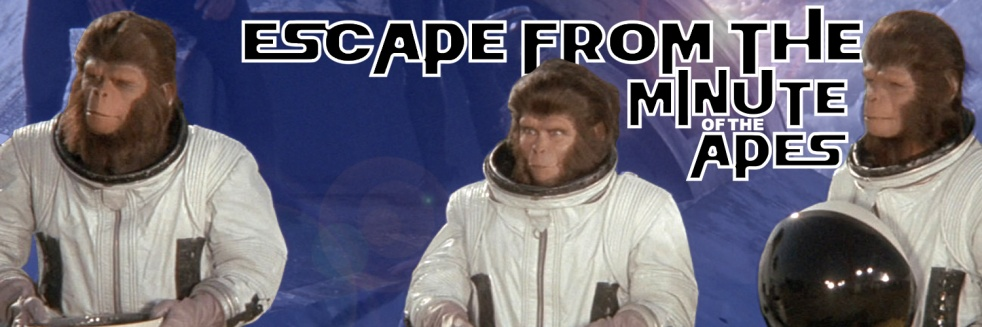 Minute of the Apes - Cover Image