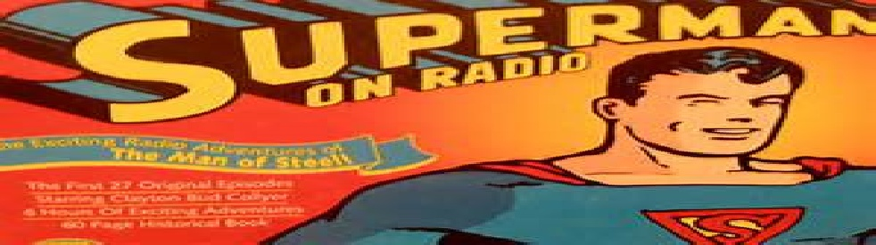 Superman Radio - immagine di copertina dello show