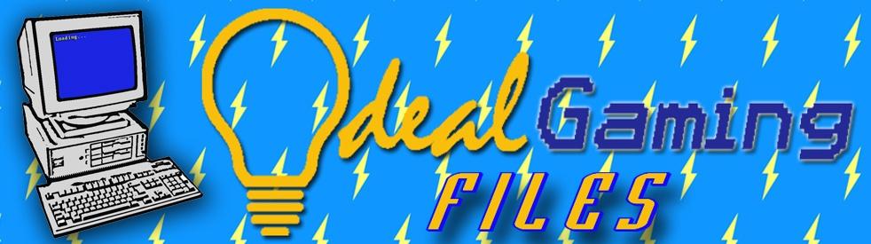 IdealGaming Files - imagen de show de portada