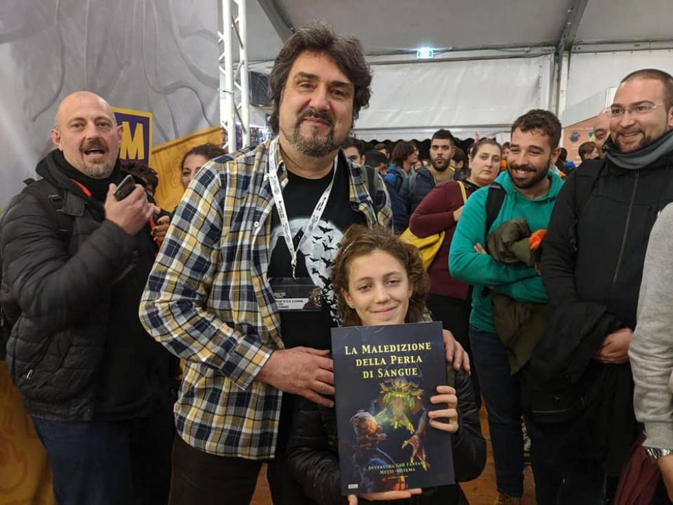 GdR Show con Valter Carignano - imagen de portada