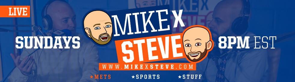 MikexSteve Show: A Sports Comedy Podcast - imagen de show de portada