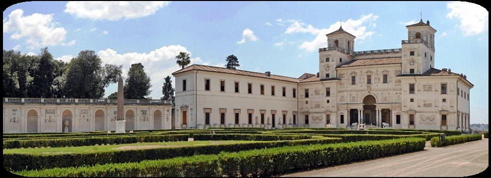 Villa Medici - imagen de show de portada