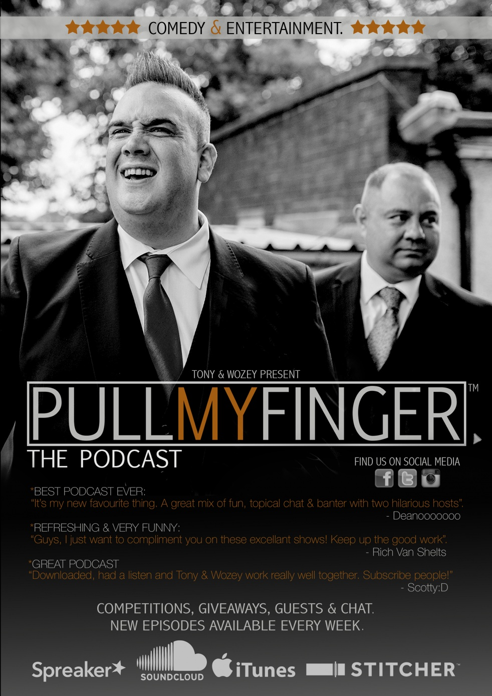 Pull My Finger - Cover Image