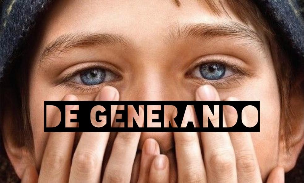 DeGenerando CINEMA - show cover