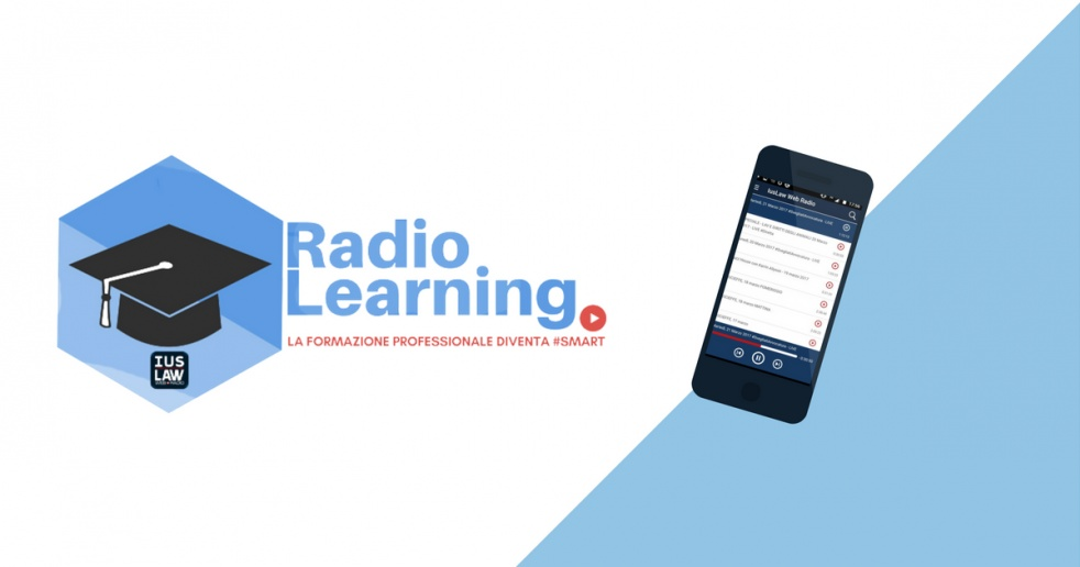 #RadioLearning - Cover Image