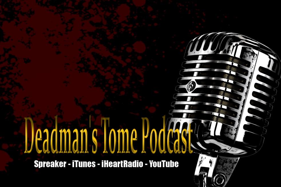 Deadman's Tome Podcast - show cover