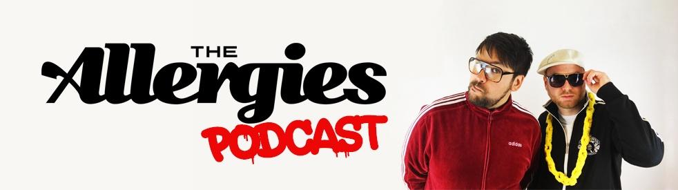 The Allergies Podcast - imagen de show de portada