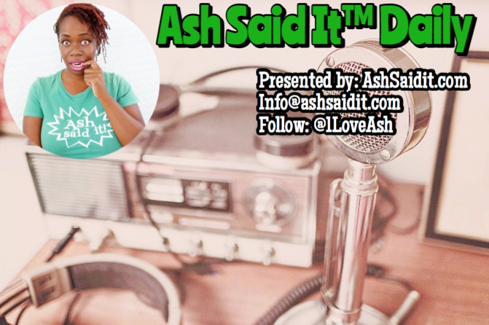 Ash Said It® Daily - show cover