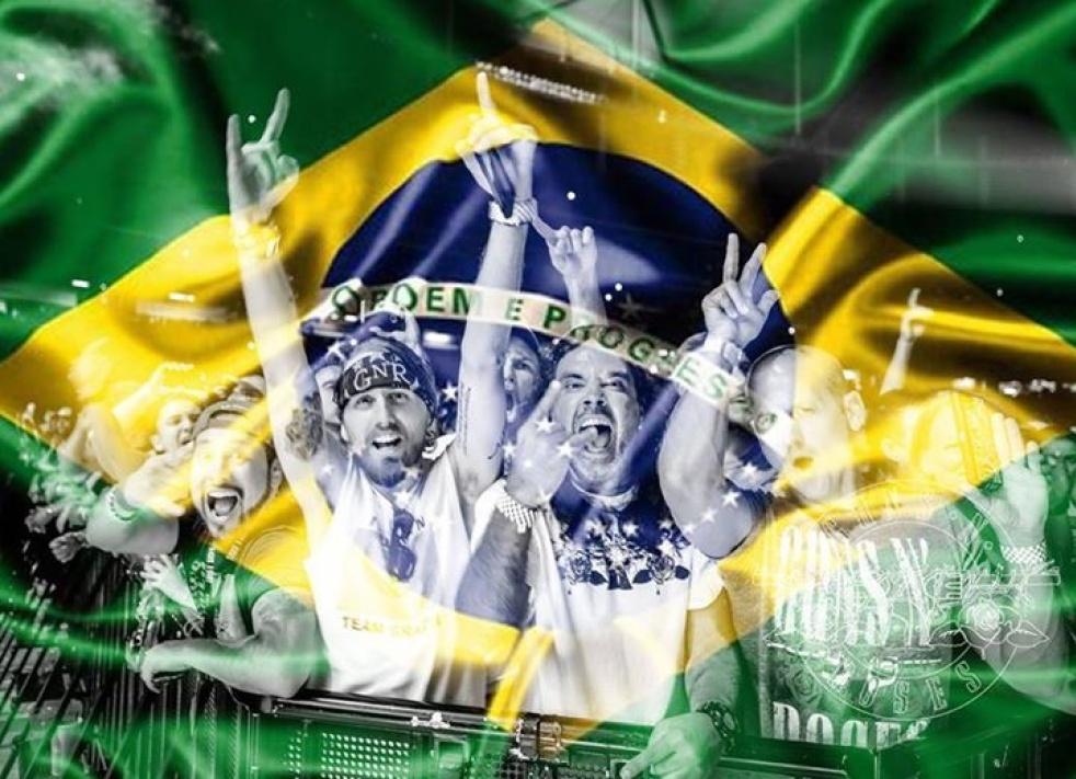 VOZ DO BRAZIL - Cover Image