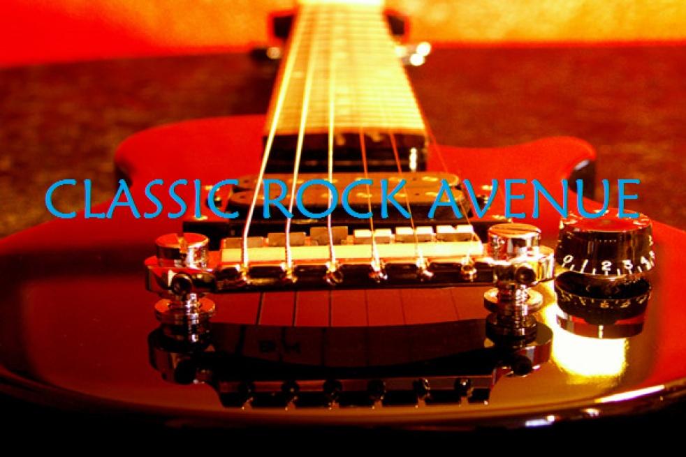 CLASSIC ROCK AVENUE - imagen de show de portada