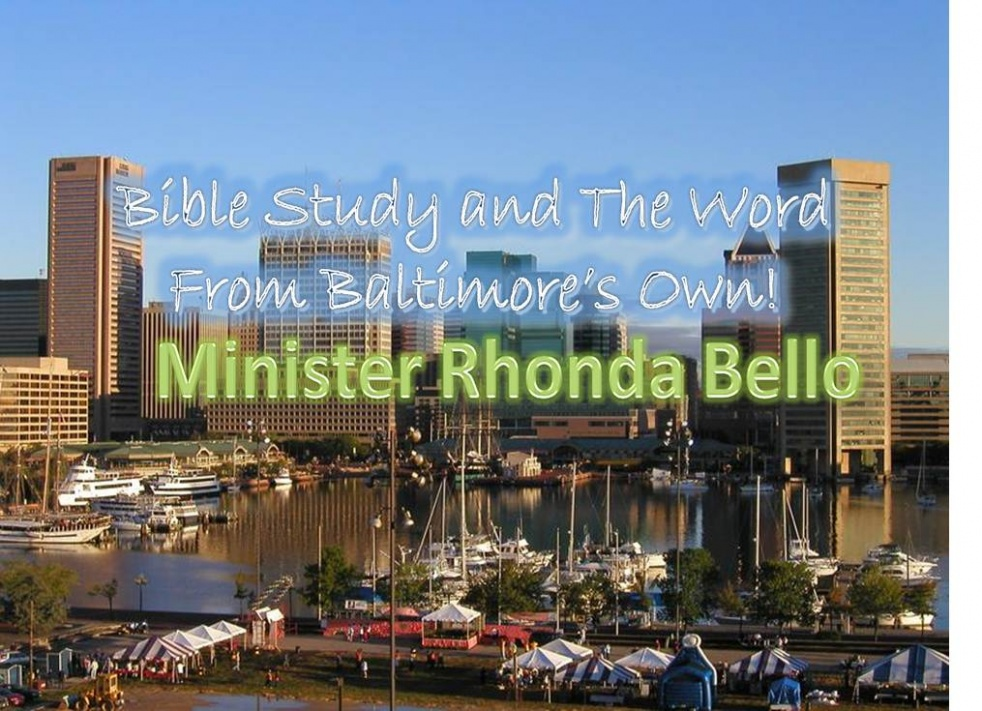 Pastor Rhonda Bello - show cover