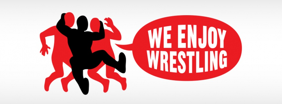 We Enjoy Wrestling - show cover
