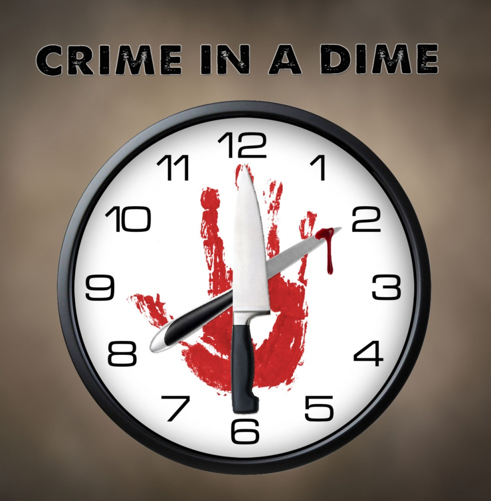 Crime In A Dime - Cover Image