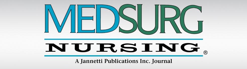 MEDSURG Nursing Journal Podcast Series - Cover Image
