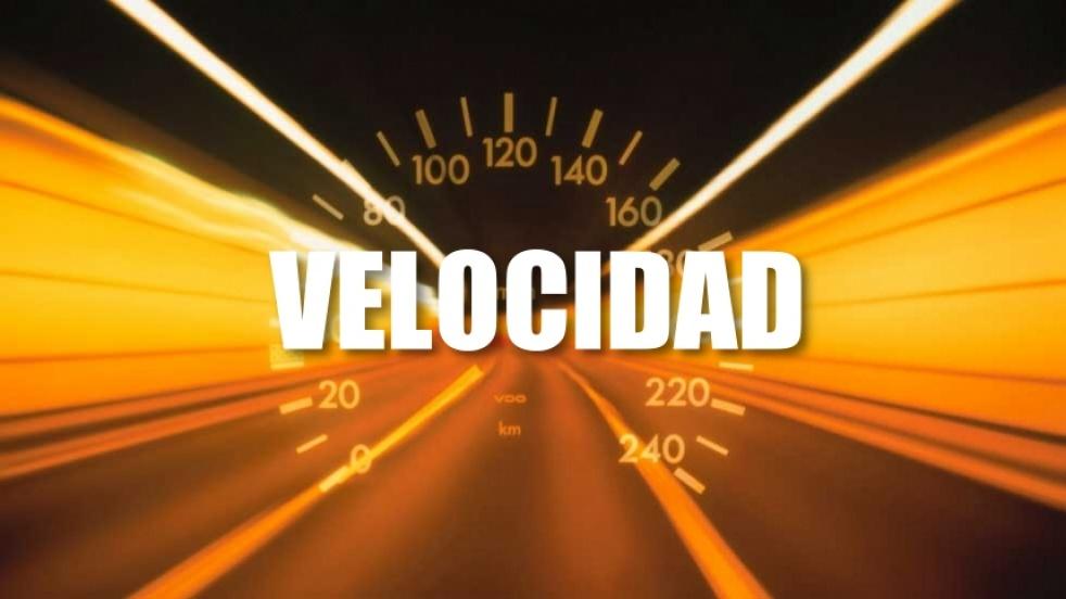 Velocidad - immagine di copertina dello show