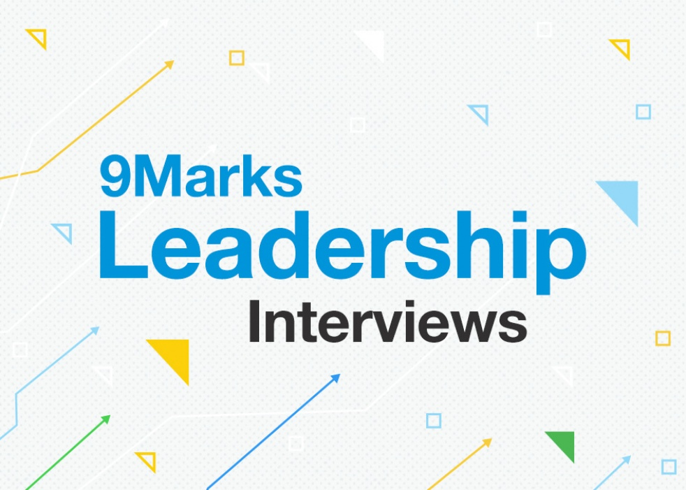Leadership Interviews with Mark Dever - show cover