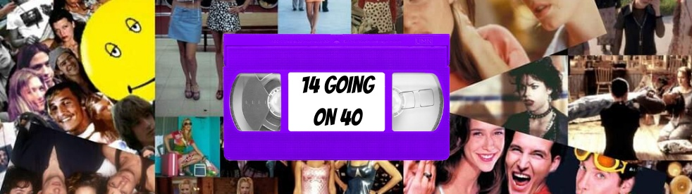 14 Going On 40 - Cover Image