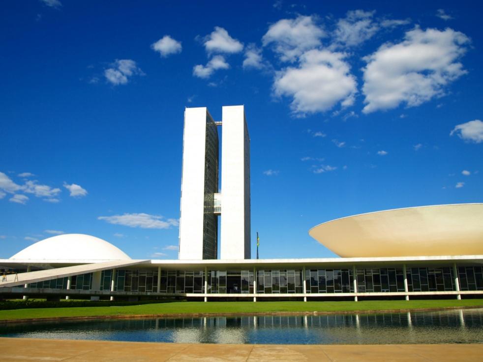 Conexão Brasília - Cover Image