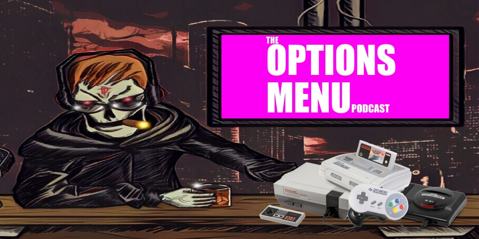 The Options Menu Podcast - Cover Image