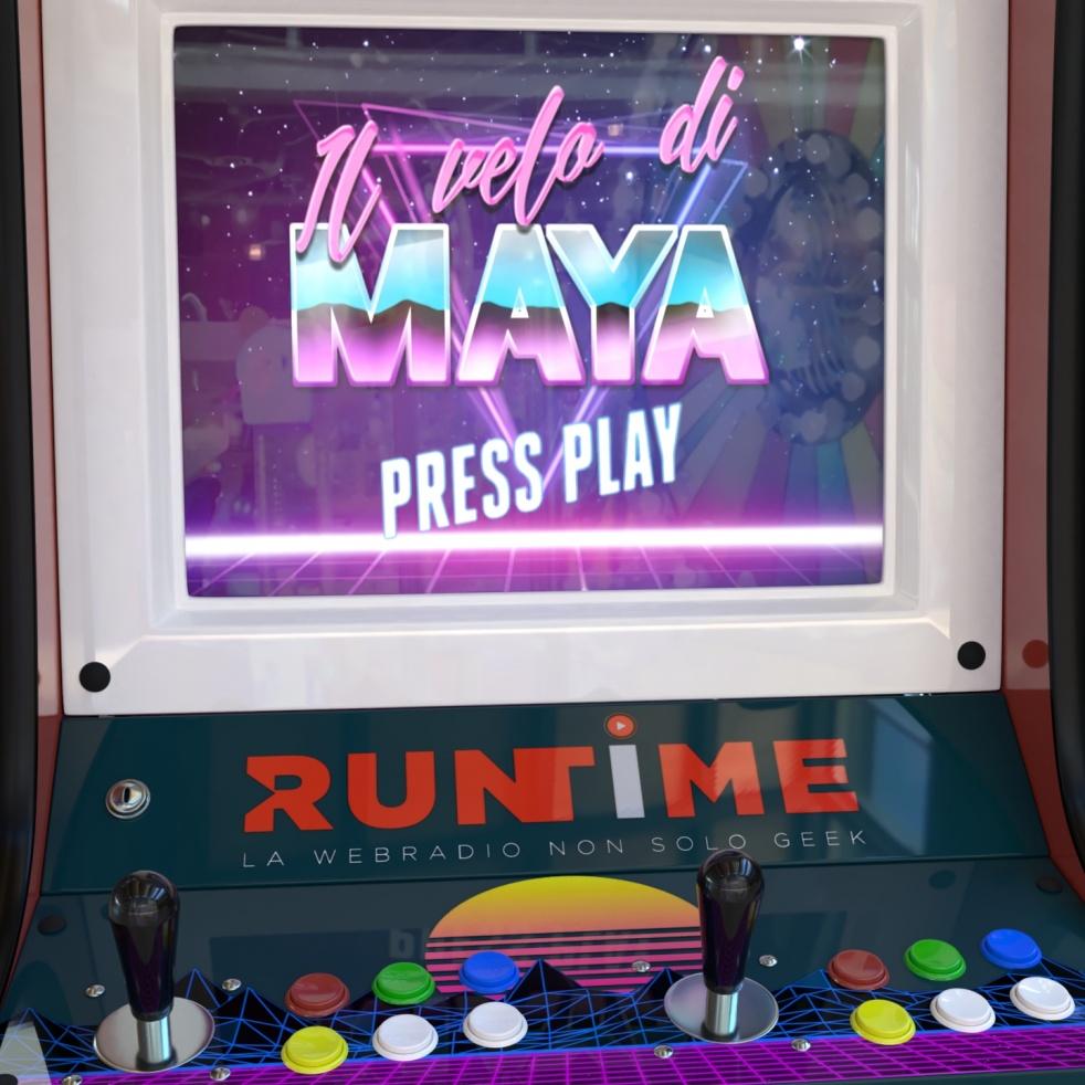 Il Velo di Maya - show cover