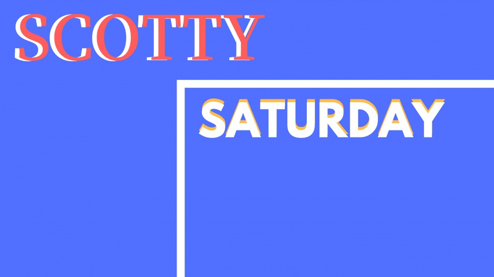 Scotty Saturday - show cover