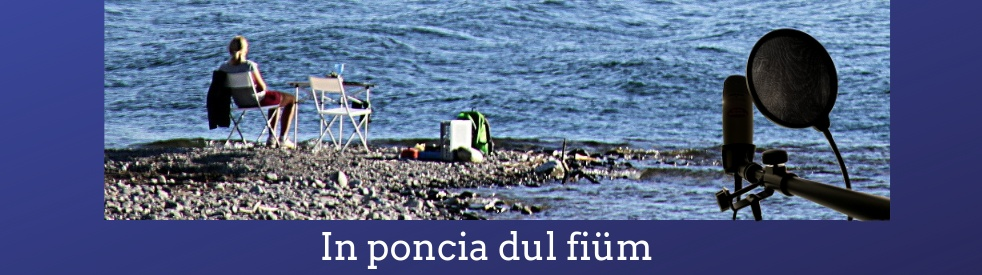 In poncia dul fiüm - show cover