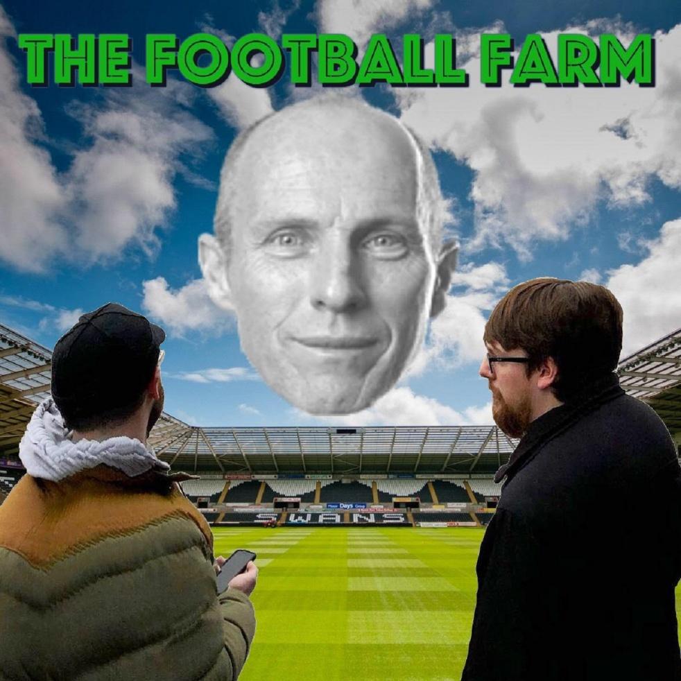 The Football Farm - show cover