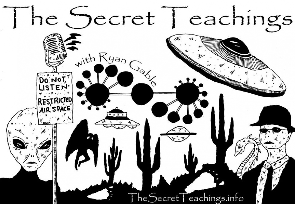 The Secret Teachings - imagen de portada