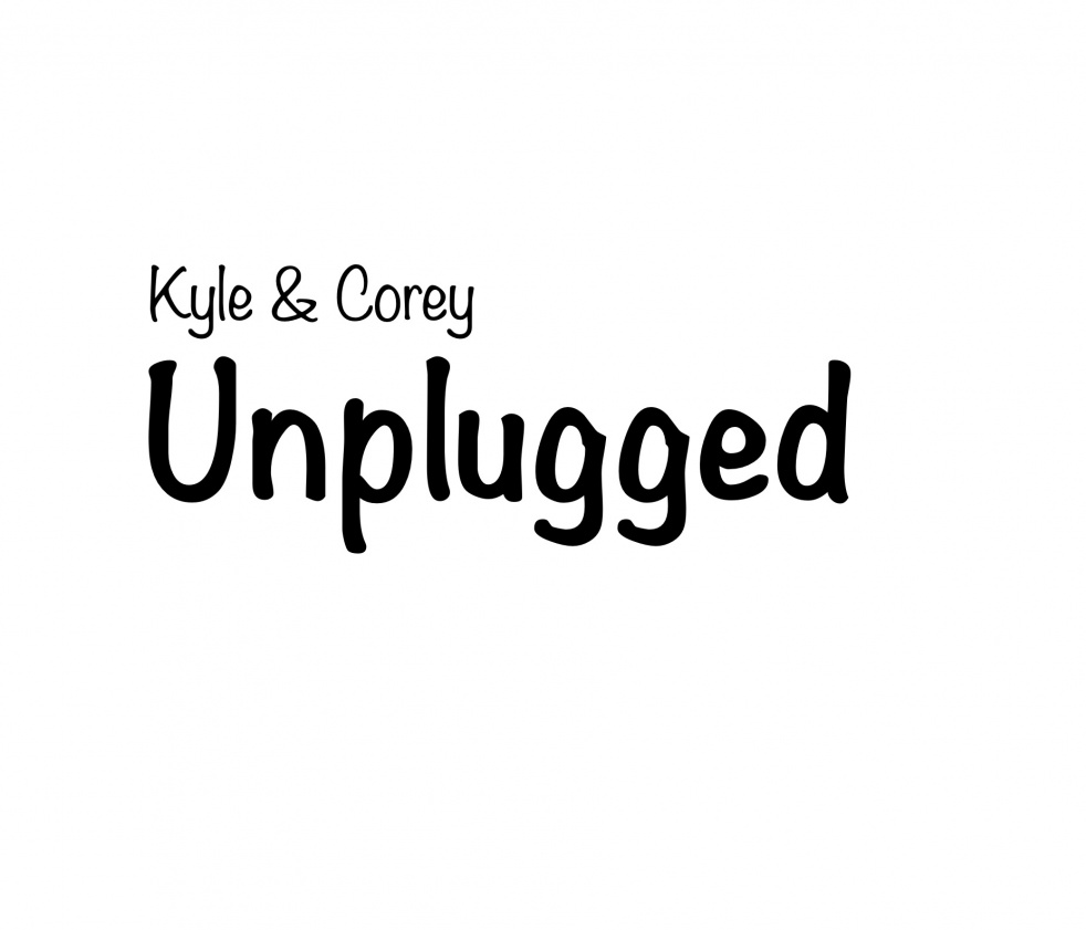 Kyle & Corey Unplugged - imagen de show de portada