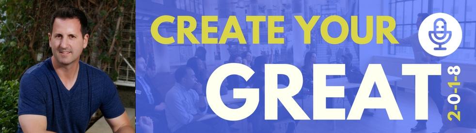 Create YOUR Great with Scott Stolze - imagen de show de portada